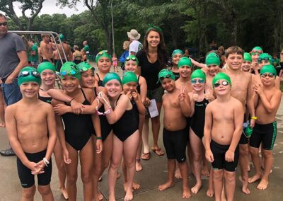 Kendbrim Swim fosters positive swimming and social skills